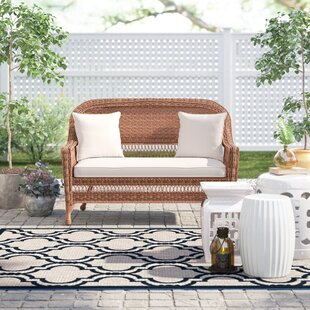 Alburg Loveseat With Cushions By Birch Lane™ Heritage