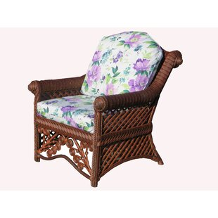 Spice Islands Wicker Gazebo Armchair