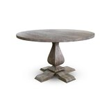 Mcgahan Solid Wood Dining Table by Gracie Oaks