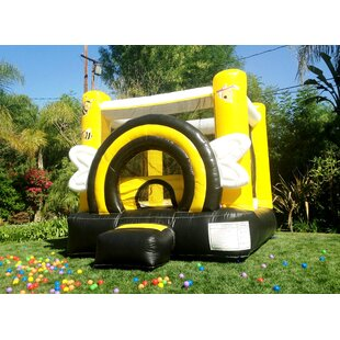 JumpOrange DuraLite Busy Bee Bounce House