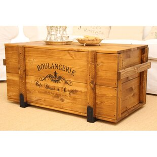 Boulangerie Coffee Table By Brambly Cottage
