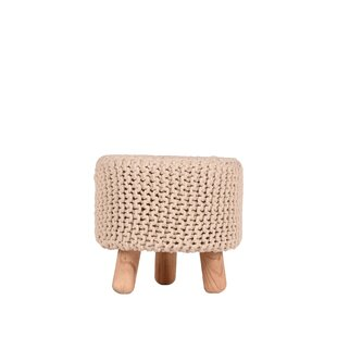 Adelia Dressing Table Stool By Fjørde & Co