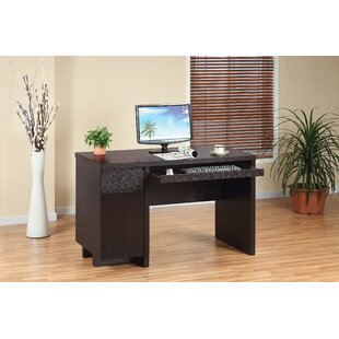 Tarra Wooden Workstation Computer Desk by Latitude Run Discount