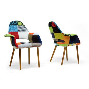 Mcnelly Armchair (Set of 2) by Latitude Run