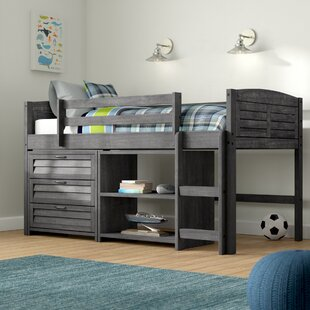 Top Reviews Evan Twin Low Loft Bed with Storage by Birch Lane™ Heritage Reviews (2019) & Buyer's Guide