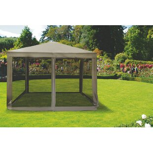 Carrie-Ann 8m X 8m Metal Pop Up Gazebo By Sol 72 Outdoor