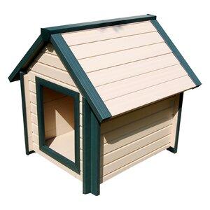 Evangelina Bunkhouse Style Dog House