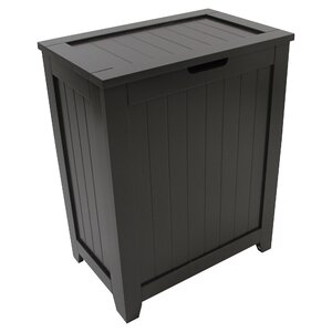 Contemporary Country Cabinet Laundry Hamper