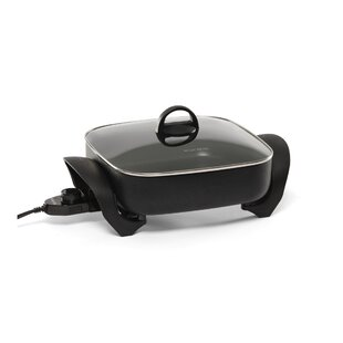 Deep Skillet with Lid