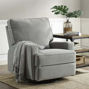 Aisley Swivel Reclining Glider by Mack & Milo