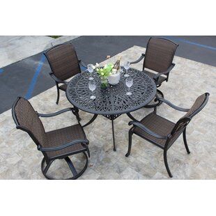 Loftus 5 Piece Dining Set