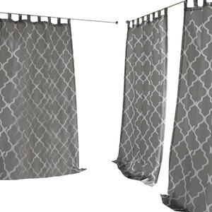 Geraghty Indoor/Outdoor Single Curtain Panel