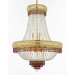 Mercer41 Jefferson 12-Light Chandelier