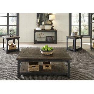 Gracie Oaks Gillan 4 Piece Coffee Table Set