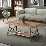 Capetown Coffee Table with Storage by Gracie Oaks