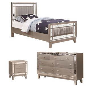 Guide to buy Alessia Panel Configurable Bedroom Set By Willa Arlo Interiors