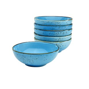 Corley Dessert Bowl (Set Of 6) By Brambly Cottage