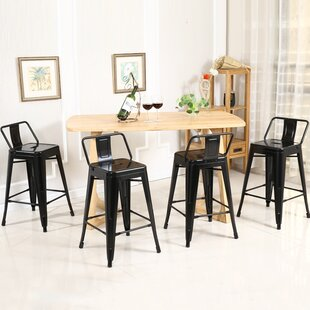 Best Reviews 24 Bar Stools (Set of 4) by Belleze Reviews (2019) & Buyer's Guide