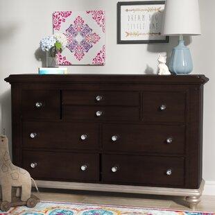 Affordable Rylie 7 Drawer Dresser ByMack & Milo