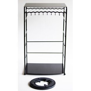 BelleDangles Free Standing Jewelry Armoire