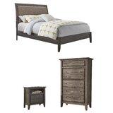 Parthenia Sleigh Configurable Bedroom Set by Greyleigh