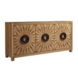 Los Altos 79.75 Wide 3 Drawer Sideboard by Tommy Bahama Home
