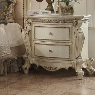 Swindle 2 Drawer Nightstand by Astoria Grand