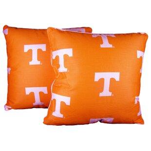 NCAA Throw Pillow (Set of 2)