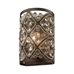 Manigault 1-Light Bath Sconce ..