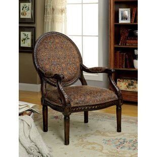 Claybrooks Traditional Armchair by Astoria Grand