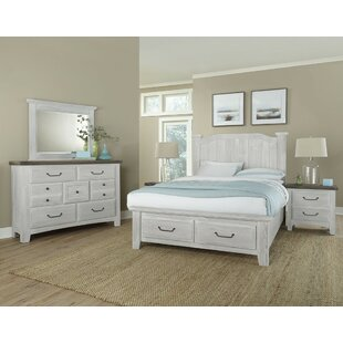 Giovanna 7 Drawer Dresser with Mirror