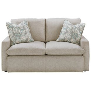 Shop Kimberley Loveseat by Highland Dunes