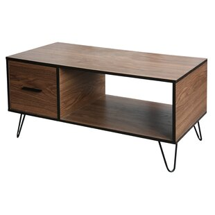 Elisa Coffee Table With Storage By Corrigan Studio