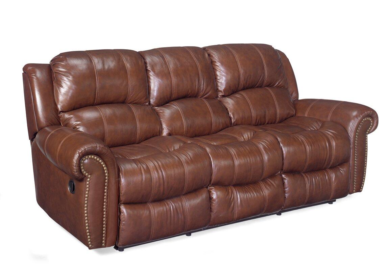 Hooker Furniture Reclining Sofa & Reviews   Wayfair