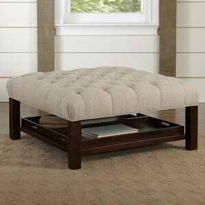 Everly Ottoman by Birch Lane?