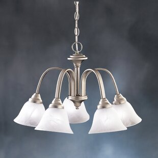 Hastings 5-Light Shaded Ch..