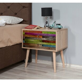 Maddison 2 Drawer Bedside Table By Corrigan Studio
