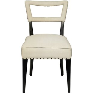 Argento Upholstered Dining Chair by Noir