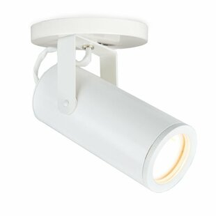 Silo 20-Watt LED Outdoor Security Spot Light by WAC Lighting