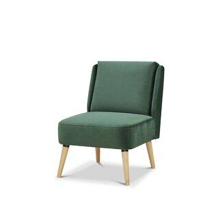 George Oliver Freshour Slipper Chair