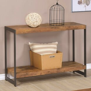 Alloway Minimalist Console Table ByWilliston Forge