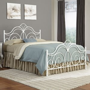 Avila Panel Bed by Alcott Hill