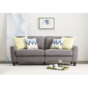 Affordable Price Serta® RTA Astoria 78 Sofa by Serta at Home Reviews (2019) & Buyer's Guide