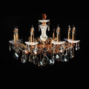 Astoria Grand Roeder 8-Light Chandelier