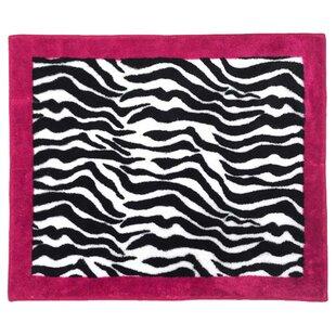 Searching for Zebra Floor Pink Area Rug BySweet Jojo Designs