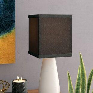 6 Linen Rectangular Lamp Shade