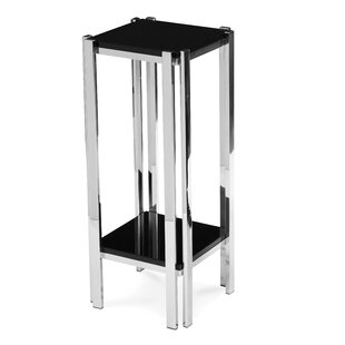 Michael Amini Discoveries Short Stand End Table