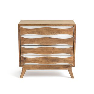 Melynda 4 Drawer Accent Chest by Corrigan Studio
