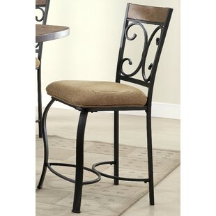 Bock 24 Bar Stool (Set of 2) by Fleur De Lis Living