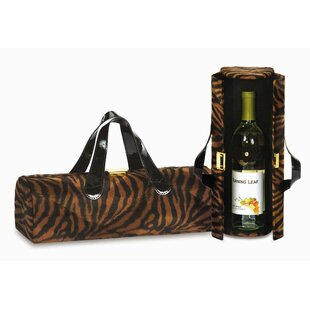 Carlotta Wine Bottle Clutch